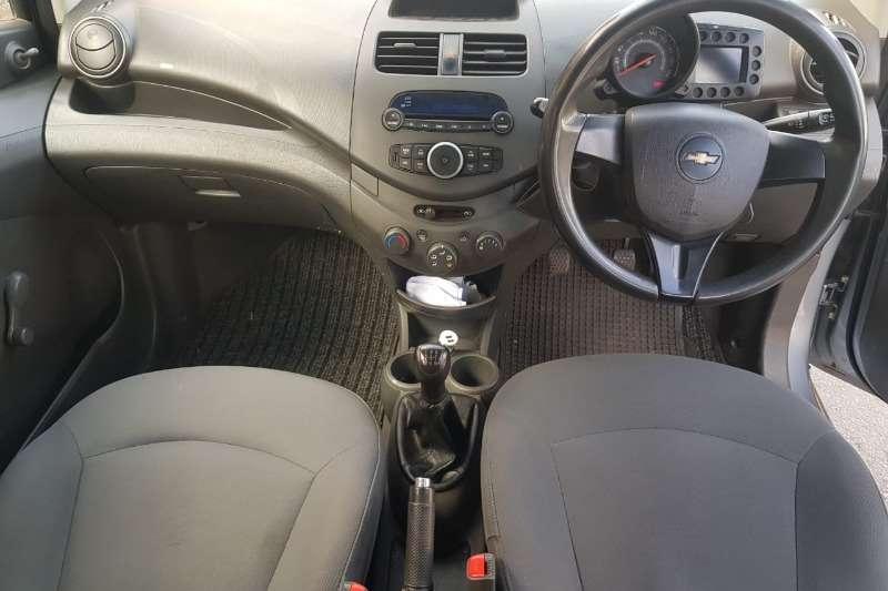 2012 Chevrolet Spark
