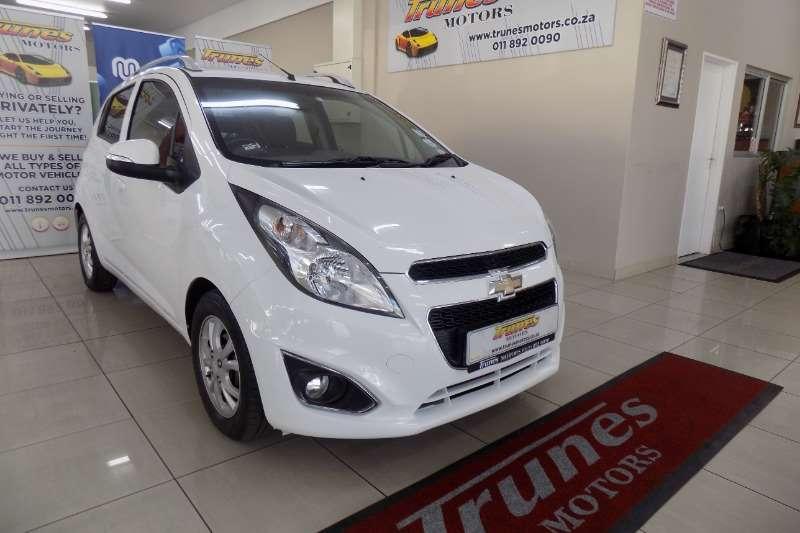 2016 Chevrolet Spark 1.2 LS