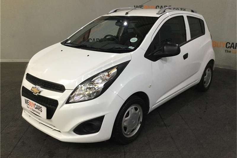 2015 Chevrolet Spark 1.2 Pronto panel van