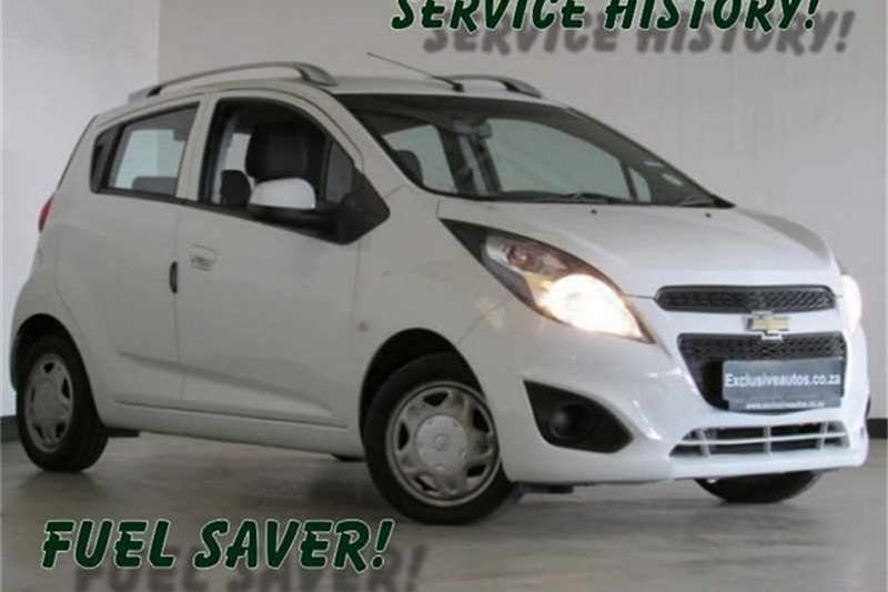 2013 Chevrolet Spark 1.2 L