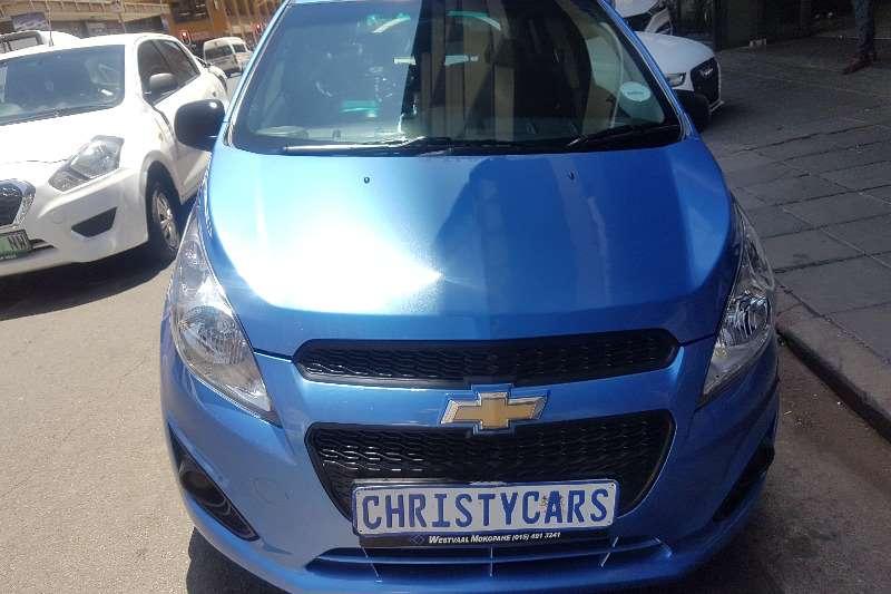 2017 Chevrolet Spark 1.2