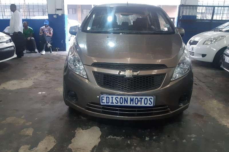 2012 Chevrolet Spark 1.2