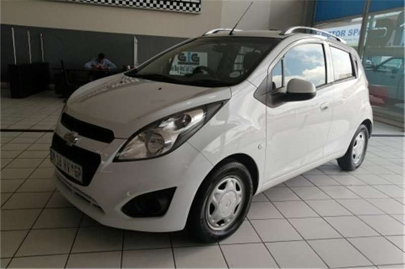 2014 Chevrolet Spark 1.2 Pronto panel van