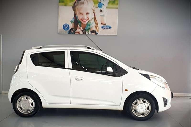 2012 Chevrolet Spark 1.2 L
