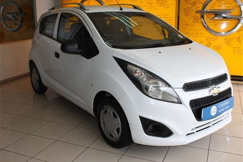 2016 Chevrolet Spark 1.2 Pronto panel van