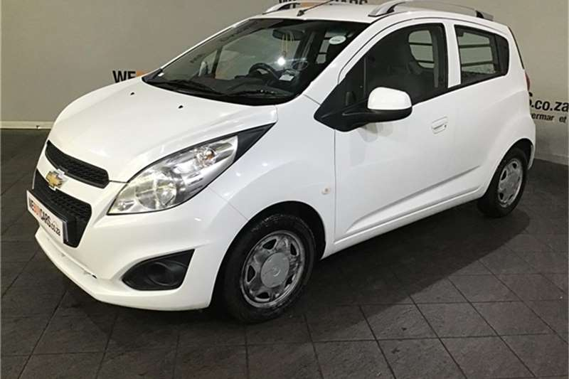 2013 Chevrolet Spark 1.2 Pronto panel van