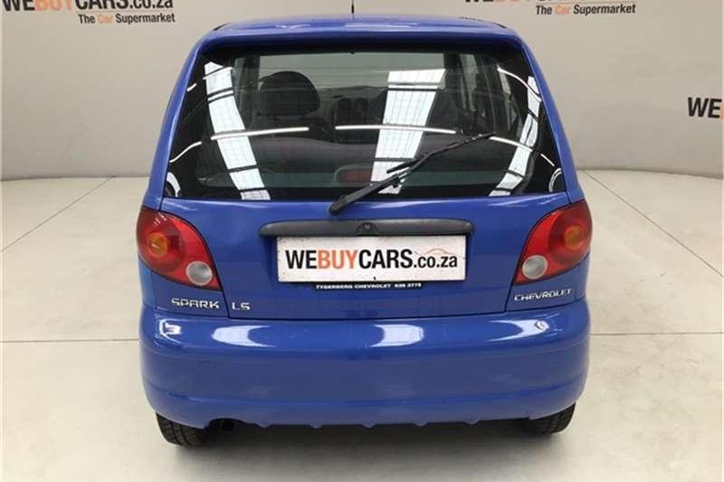 2004 Chevrolet Spark 1.0 LS