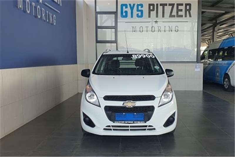 2017 Chevrolet Spark 1.2 Pronto panel van