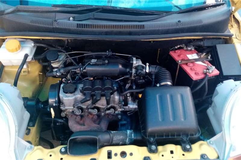 2004 Chevrolet Spark