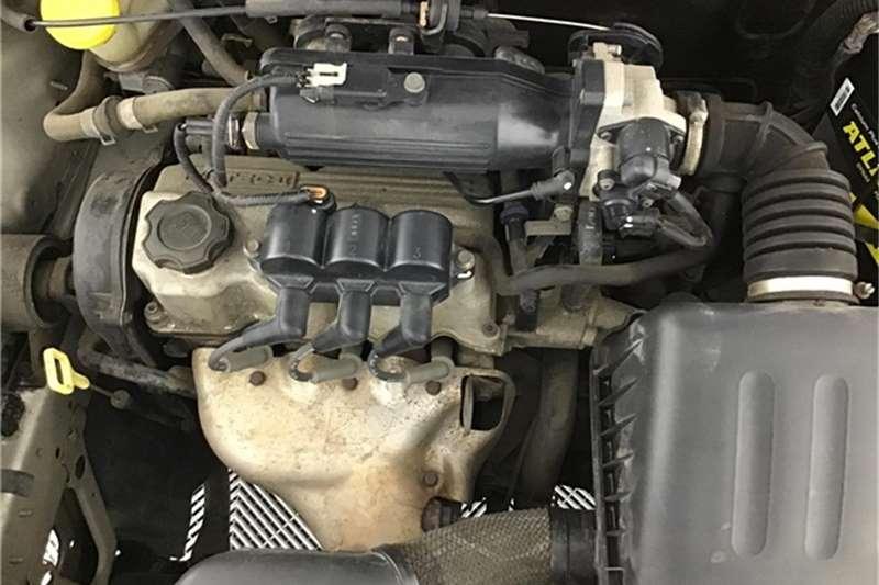 Chevrolet Spark Lite 0.8 L 2011