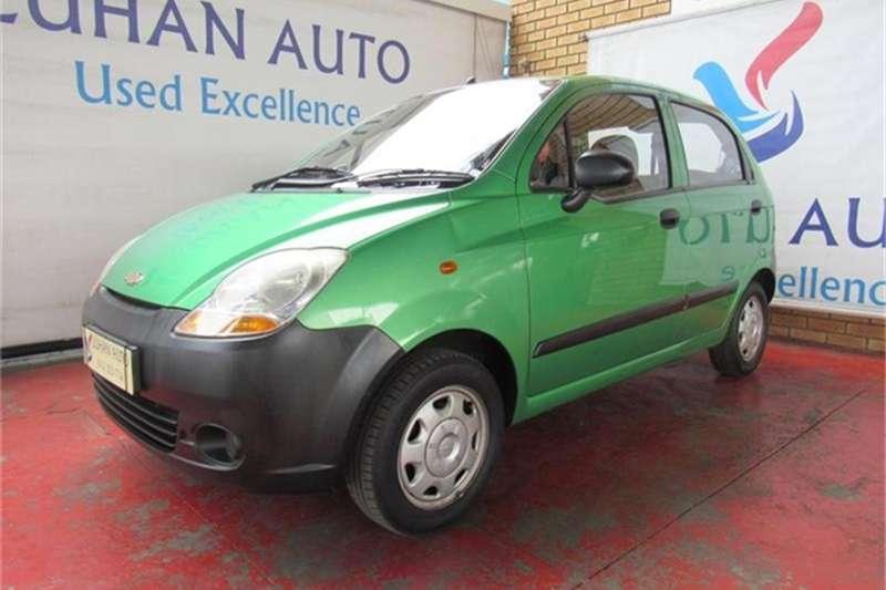 Chevrolet Spark Lite 1.0 LS 2006