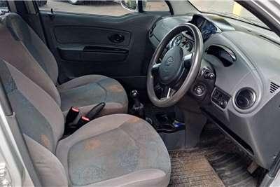 Chevrolet Spark Lite 1.0 LS 2011