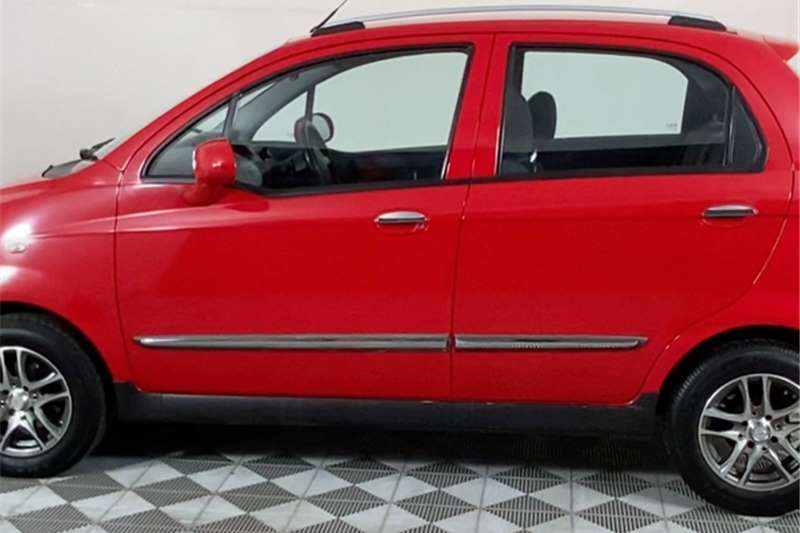 2012 Chevrolet Spark Lite Spark Lite 1.0 LS