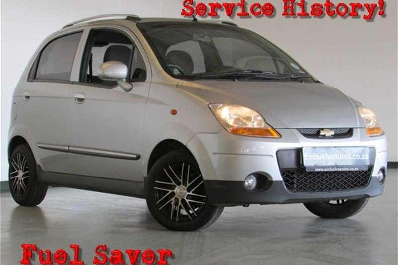 Chevrolet Spark Lite 1.0 LS 2014