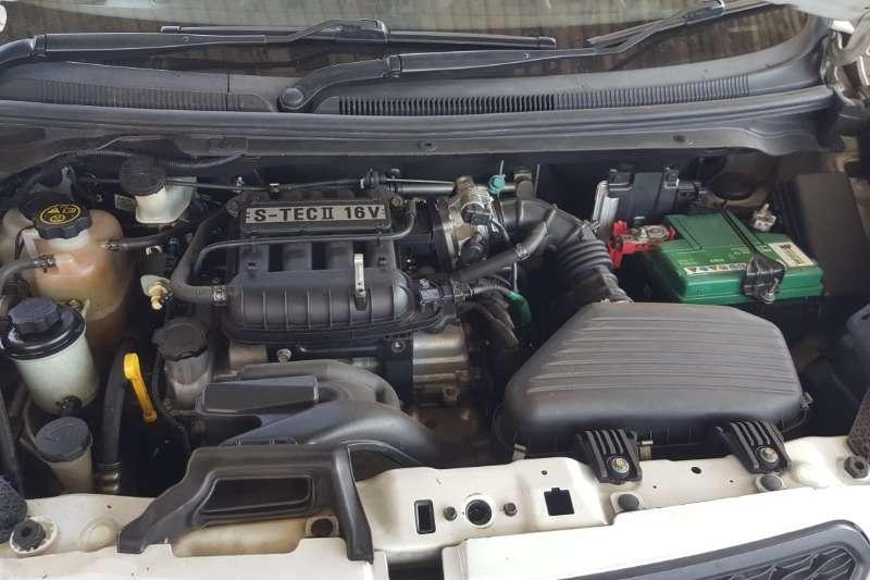 2014 Chevrolet Spark Lite Spark Lite 1.0 LS