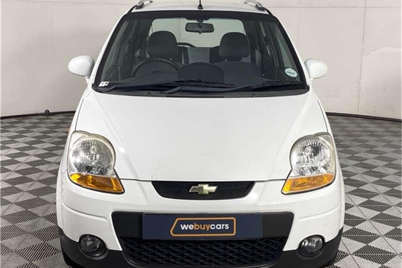 Used 2014 Chevrolet Spark Lite 1.0 LS