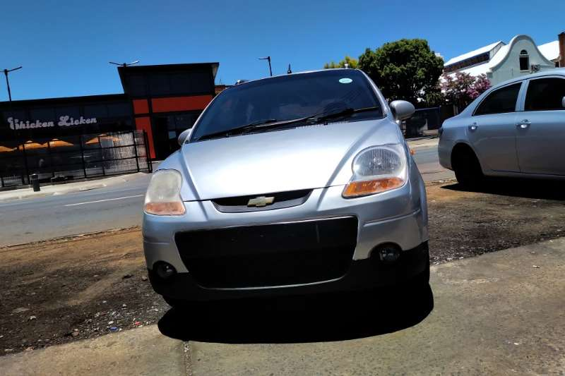 Chevrolet Spark Lite 1.0 LS 2015