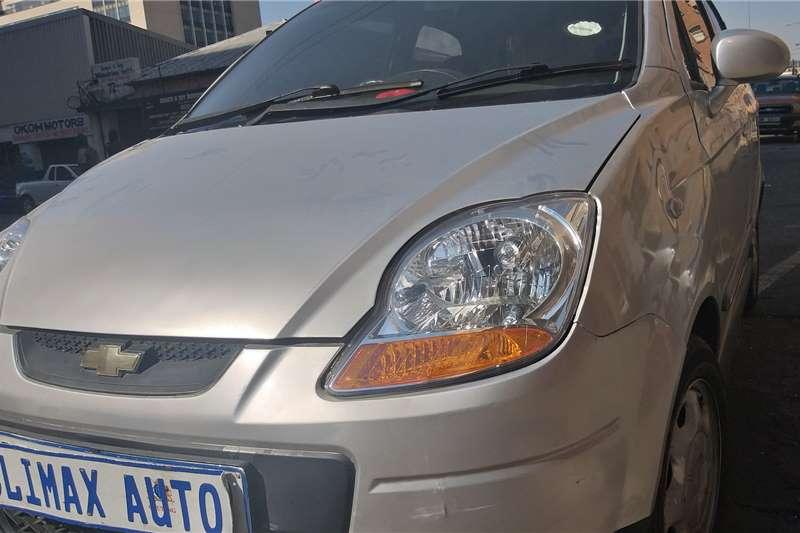 Chevrolet Spark Lite 1.2 LS 2013