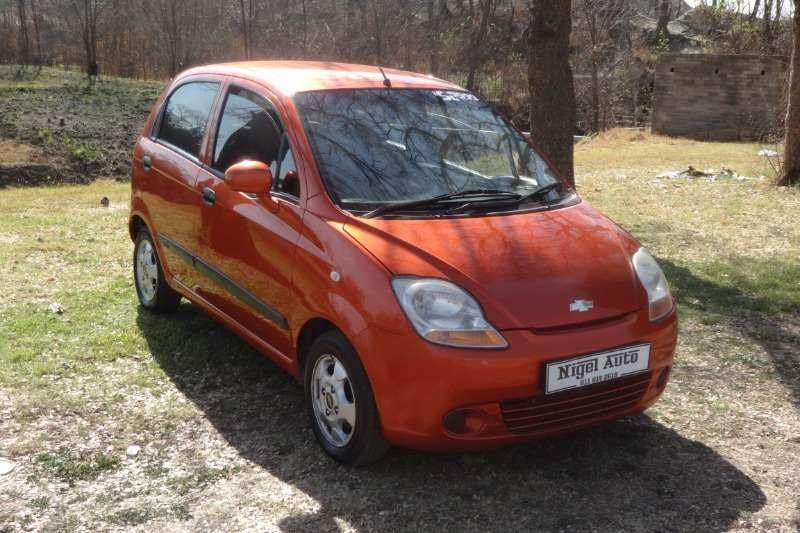 2009 Chevrolet Spark Lite 1.0 LS