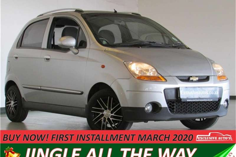 2014 Chevrolet Spark Lite 1.0 LS