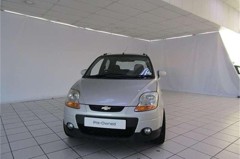 2012 Chevrolet Spark Lite 1.0 LS