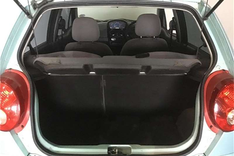 2010 Chevrolet Spark Lite 0.8 L