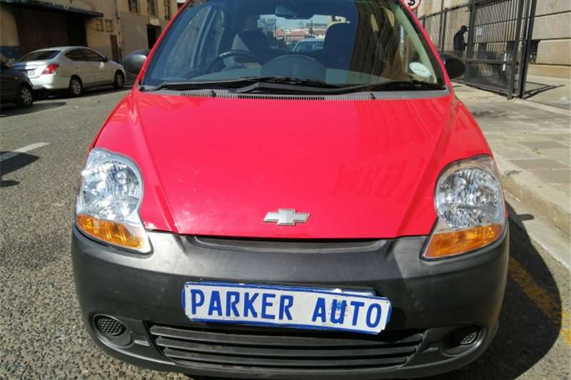2009 Chevrolet Spark Lite