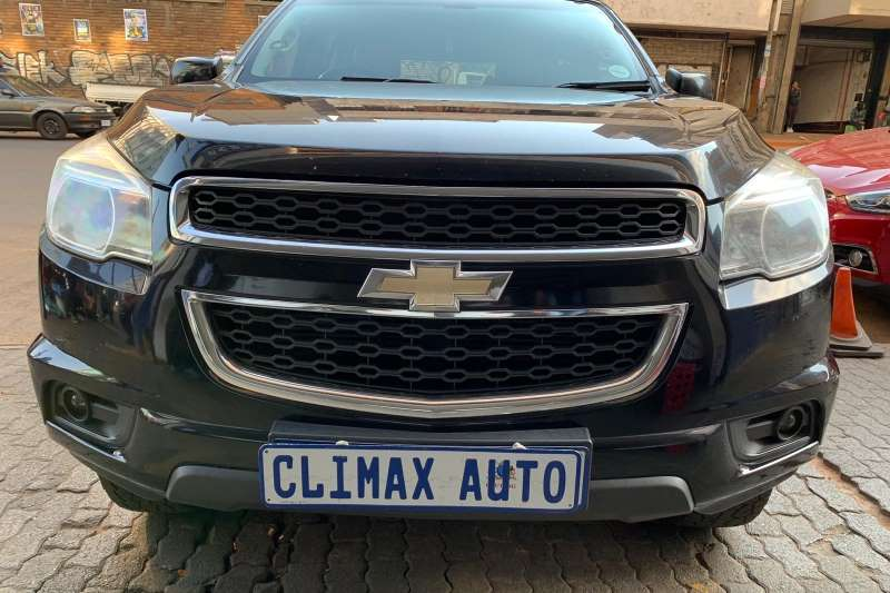 Chevrolet TRAILBLAZER 2.5 LT 2013