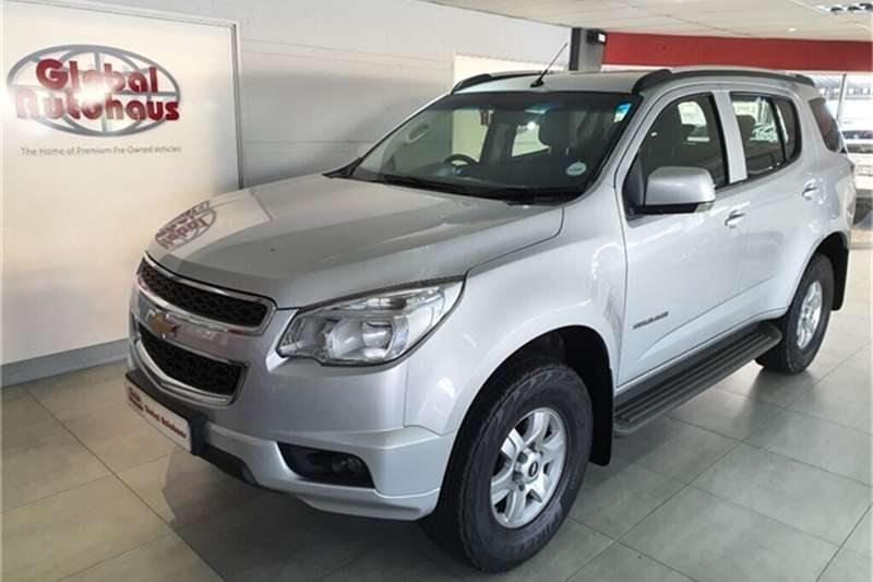 Chevrolet TRAILBLAZER 2.5D LT 2012