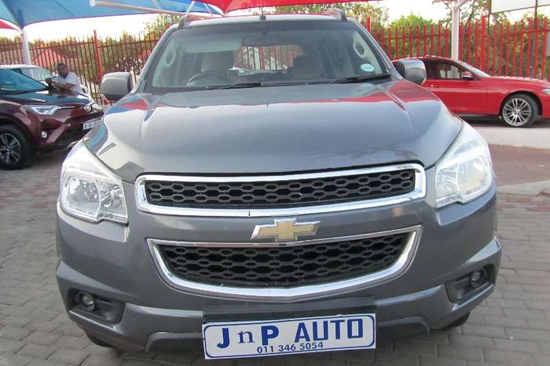 Chevrolet TRAILBLAZER 2.5D LT 2013