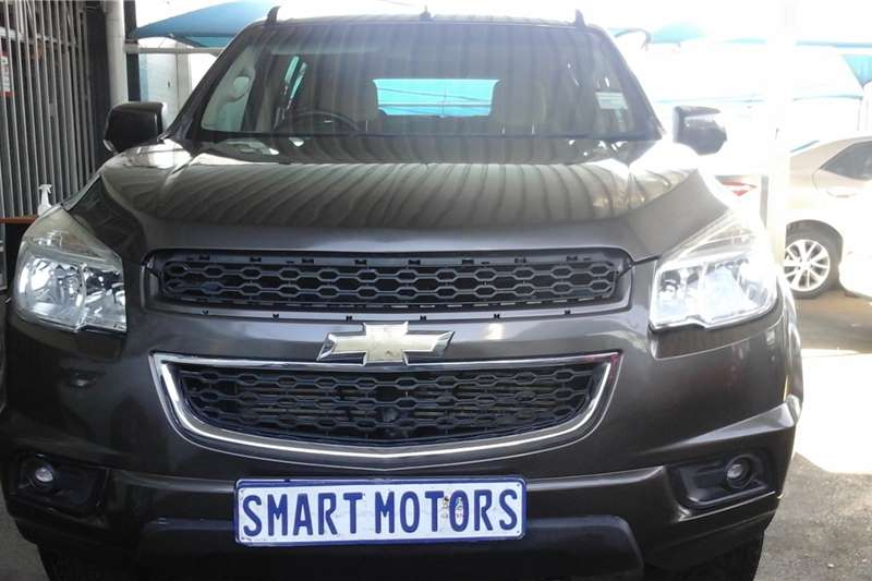 Chevrolet TRAILBLAZER 2.5D LT 2013