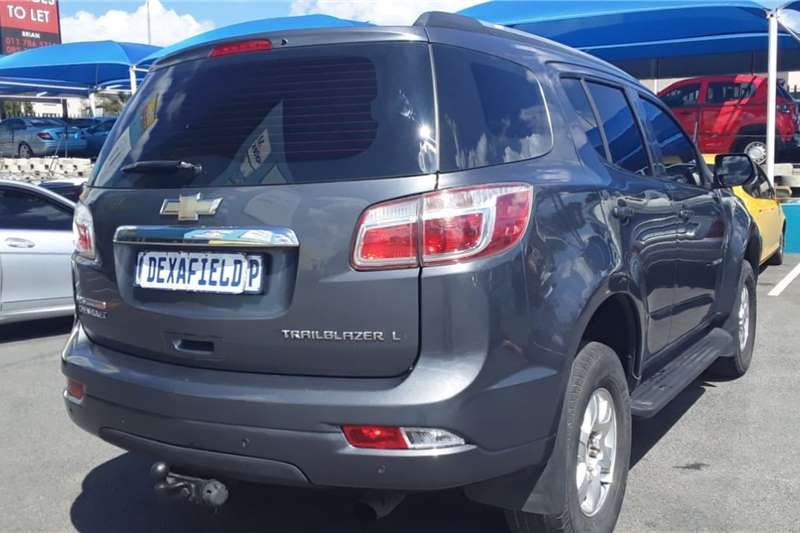 Used 2013 Chevrolet TRAILBLAZER Trailblazer 2.5D LT