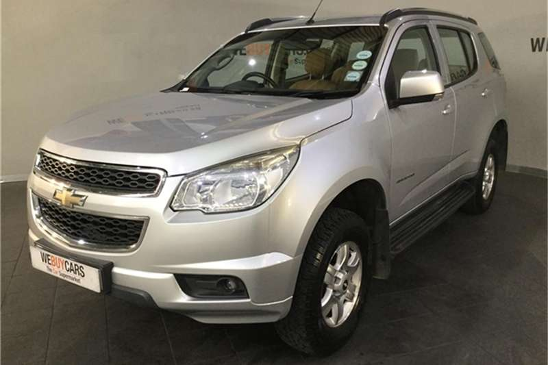 Chevrolet Trailblazer 2015 >> Chevrolet Trailblazer Trailblazer 2 5d Lt For Sale In