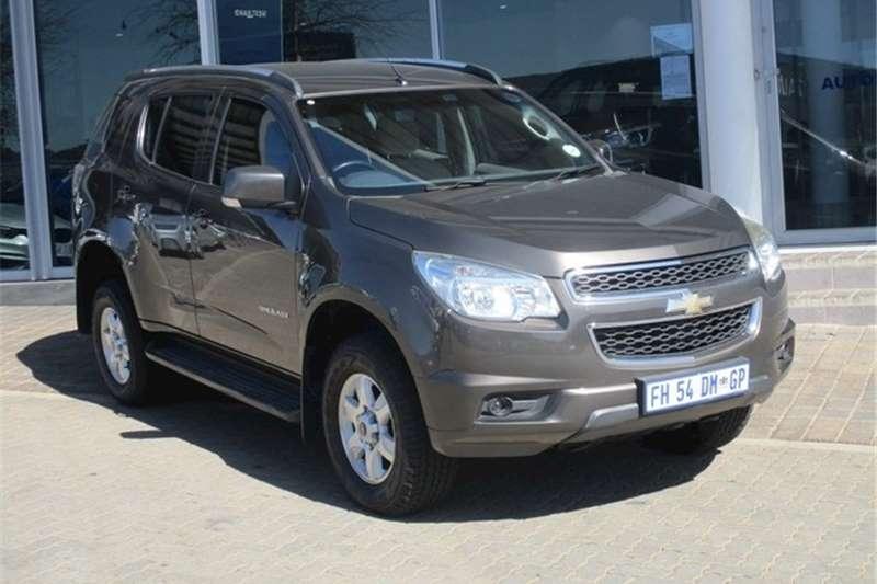 Chevrolet TRAILBLAZER 2.5D LT 2014