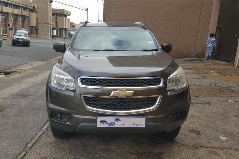 Used 2014 Chevrolet TRAILBLAZER Trailblazer 2.5D LT