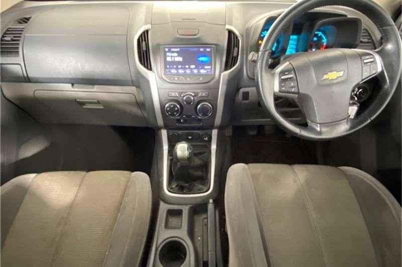 2014 Chevrolet TRAILBLAZER Trailblazer 2.5D LT
