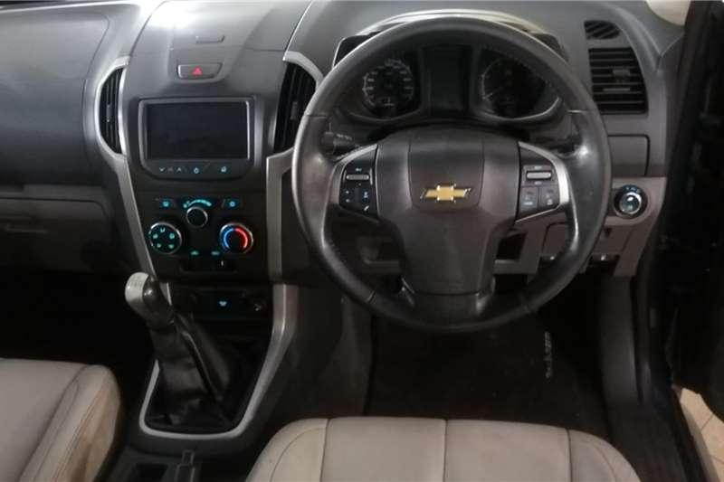 Used 2014 Chevrolet TRAILBLAZER Trailblazer 2.5D LT