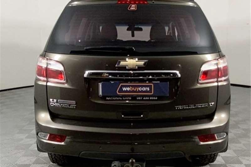 2016 Chevrolet TRAILBLAZER Trailblazer 2.5D LT