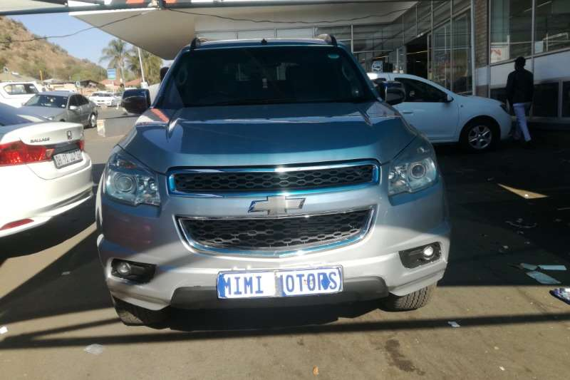 Chevrolet TRAILBLAZER 2.8 auto 2014