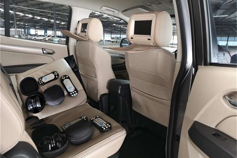 2014 Chevrolet TRAILBLAZER Trailblazer 2.8D 4x4 LTZ