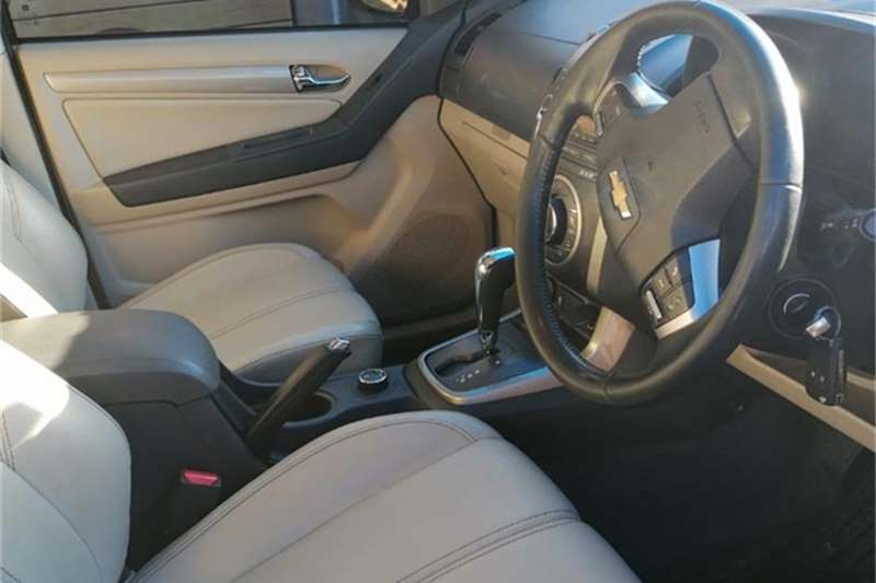 2012 Chevrolet TRAILBLAZER Trailblazer 2.8D 4x4 LTZ auto