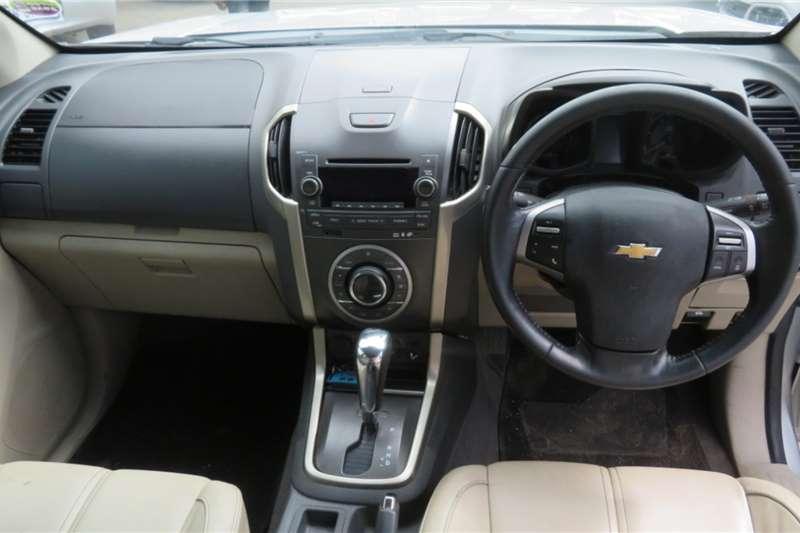 Chevrolet TRAILBLAZER 2.8D 4x4 LTZ auto 2013