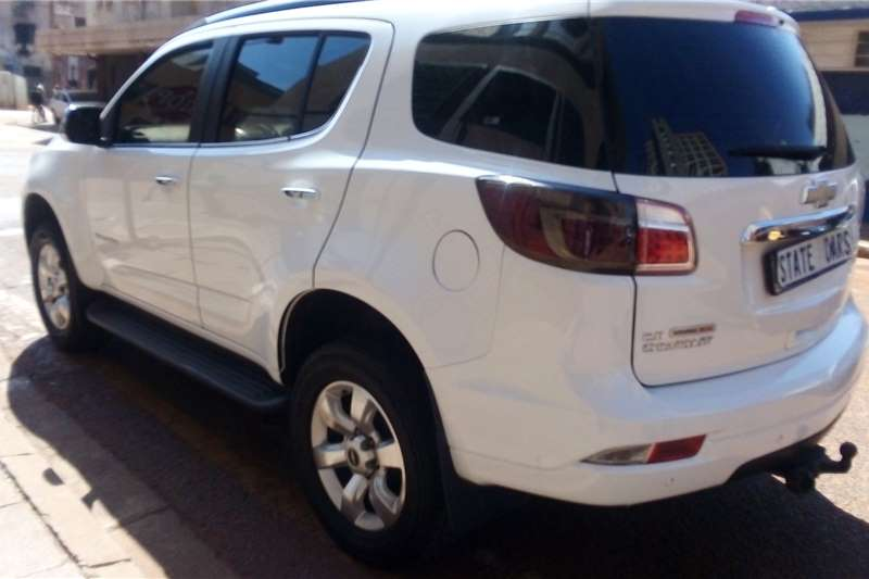 2013 Chevrolet TRAILBLAZER Trailblazer 2.8D 4x4 LTZ auto