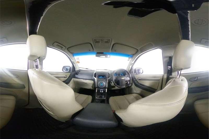 Used 2013 Chevrolet TRAILBLAZER Trailblazer 2.8D 4x4 LTZ auto