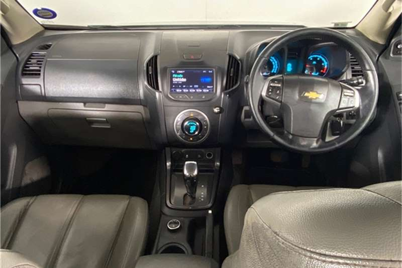 Used 2015 Chevrolet TRAILBLAZER Trailblazer 2.8D 4x4 LTZ auto