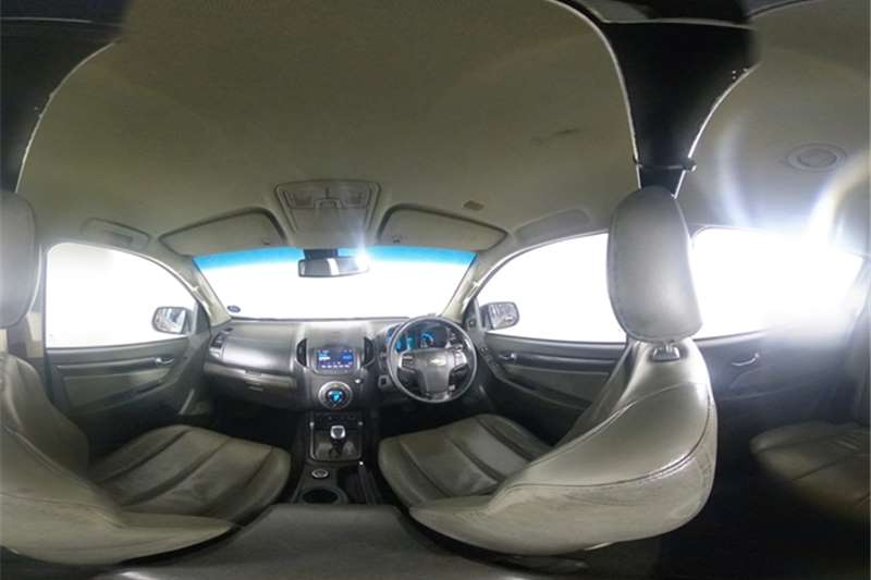 2015 Chevrolet TRAILBLAZER Trailblazer 2.8D 4x4 LTZ auto