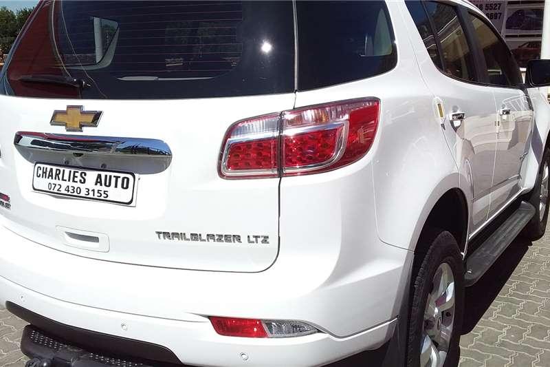 Chevrolet TRAILBLAZER 2.8D 4x4 LTZ auto 2016