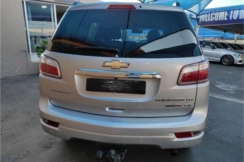 2016 Chevrolet TRAILBLAZER Trailblazer 2.8D 4x4 LTZ auto