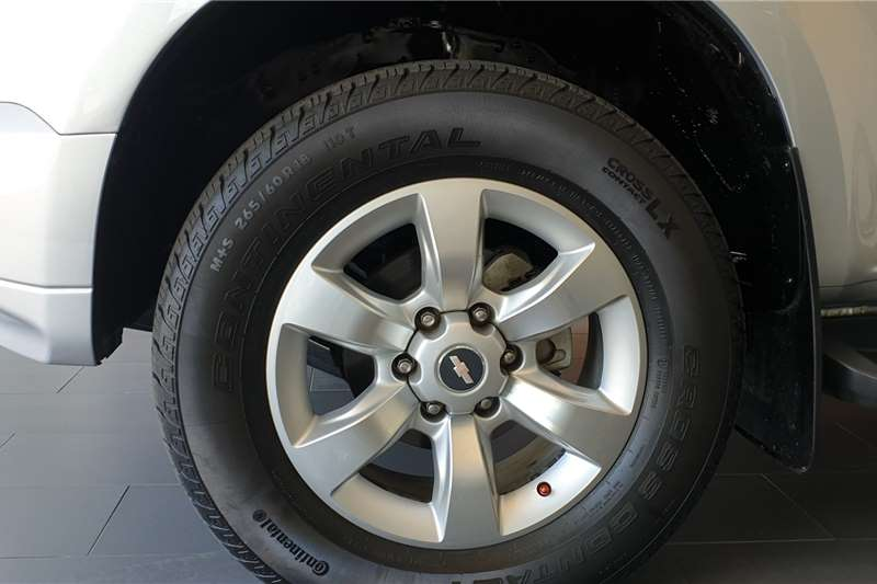 Used 2016 Chevrolet TRAILBLAZER Trailblazer 2.8D 4x4 LTZ auto