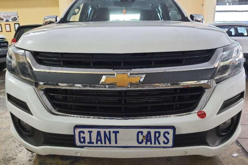 Chevrolet TRAILBLAZER 2.8D 4x4 LTZ auto 2017